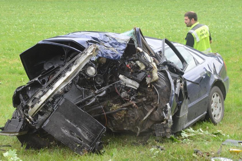 Schrecklicher Unfall bei Junkenhofen - Pfaffenhofen Today