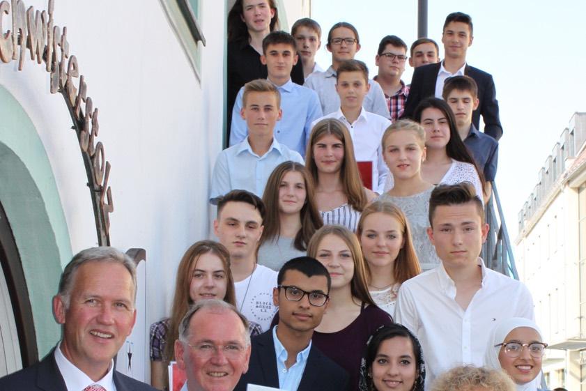 Moll Pfaffenhofen die besten mittelschüler im landkreis pfaffenhofen today