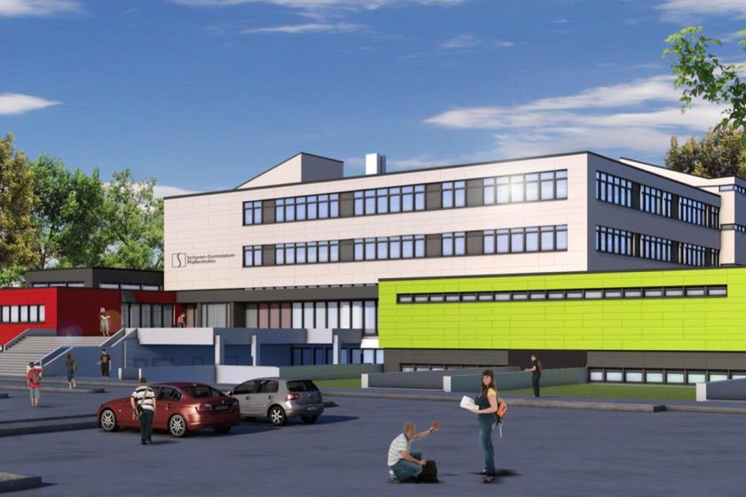 Pfaffenhofen Gymnasium