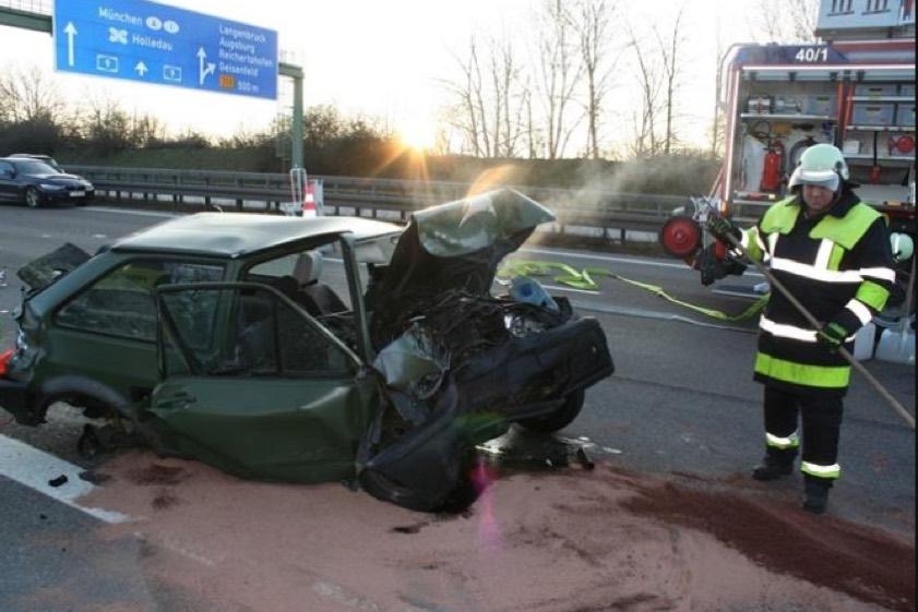 Schwerer Unfall Auf Der A9 Bei Langenbruck Pfaffenhofen Today