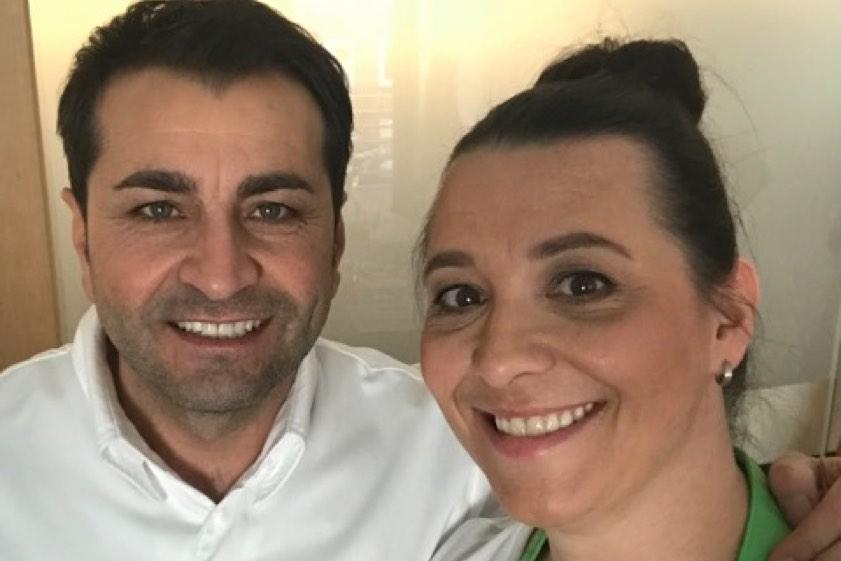 Zdf Kuchenschlacht Stefanie Probst Zaubert Sich Ins Wochen Finale