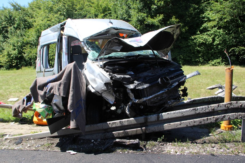 Unfall A93 Heute
