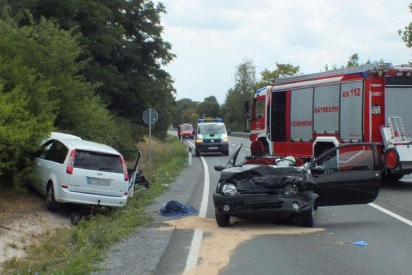 Schreckliche Unfälle