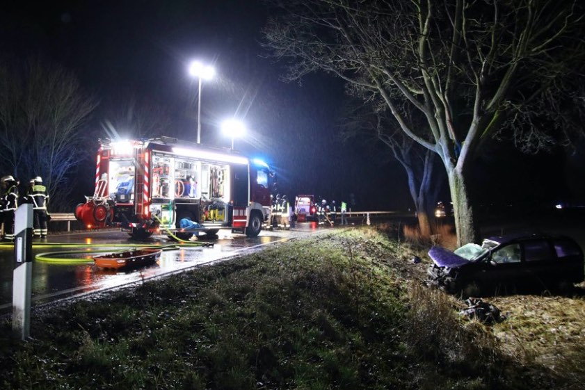 Unfall Obertraubling