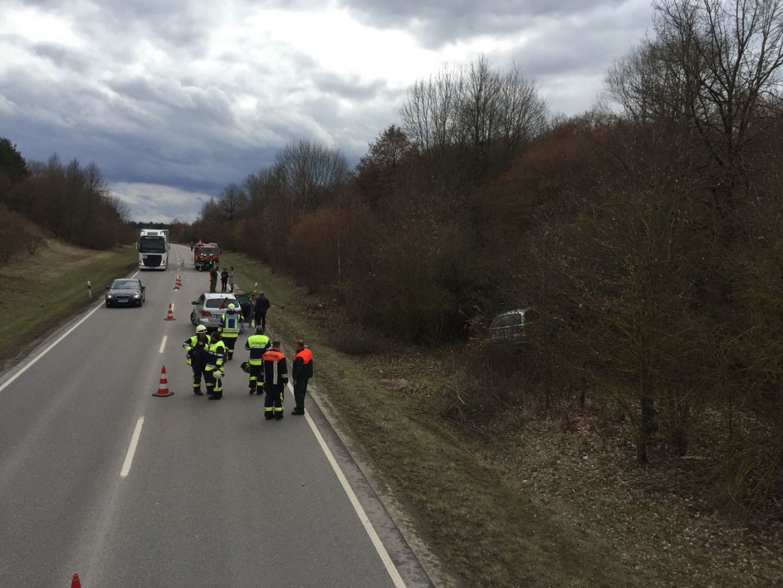 Unfall B13 Heute